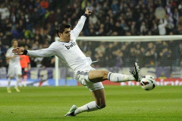 Soll Teil von Reals Zukunft sein: Alvaro Morata