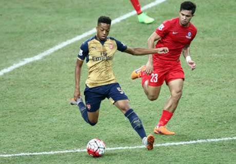 Arsenal's Willock wanted by Brentford