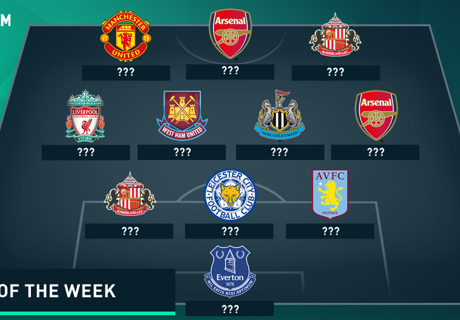 TOTW: Rooney back to his dazzling best