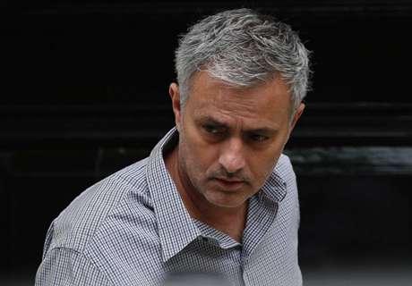 El XI ideal de la vida de Mourinho