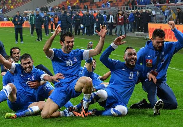 Grecia presentó su lista de 23 convocados para el Mundial