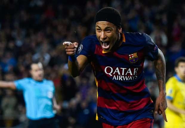 Le geste fabuleux de Neymar face à Villarreal