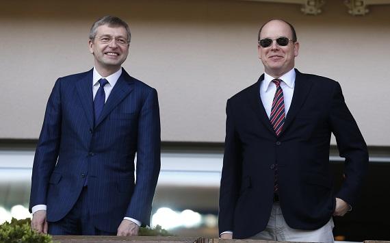 Dimitri Rybolovlev & Prince Albert II of Monaco