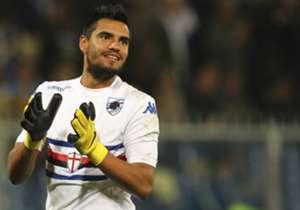 SERGIO ROMERO | Sampdoria - Manchester United | Bebas transfer