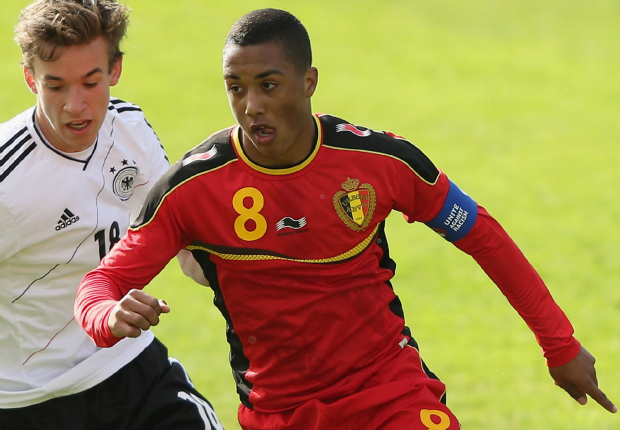Youri Tielemans - Belgium U16