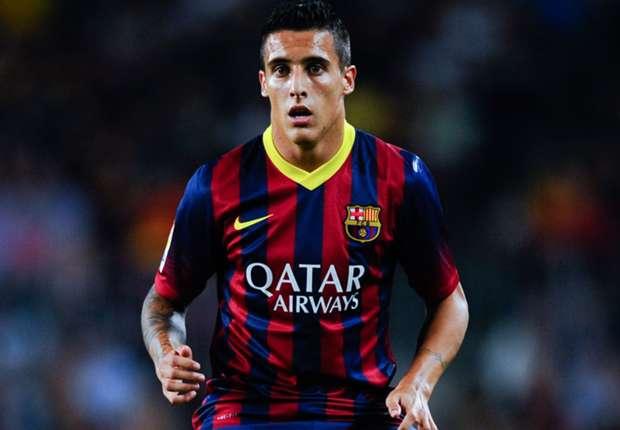 Cristian Tello solo querría salir del Barcelona como cedido