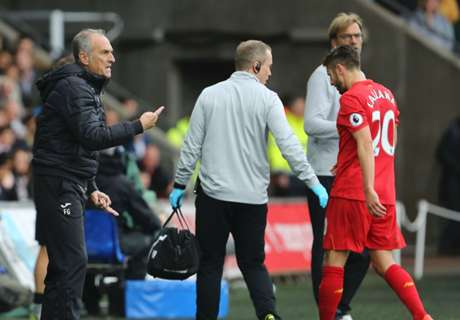 Injured Lallana out for England
