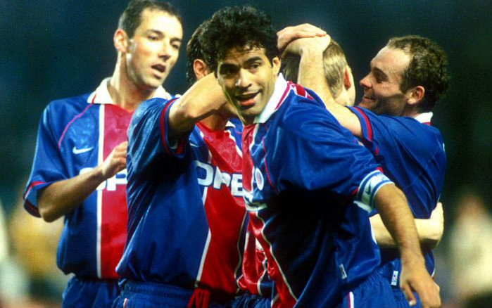 PSG - Liverpool 1997, Rai