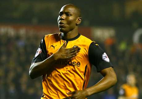 Afobe: I could have made it at Arsenal