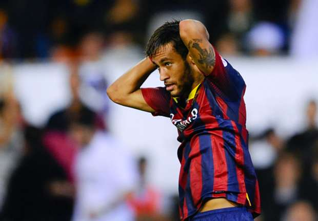 Neymar's arrival was the beginning of Barcelona's downfall