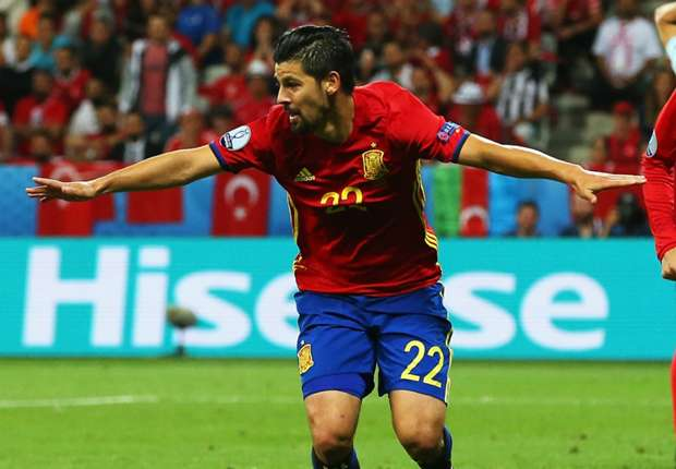 Nolito: Snubbing Barca for Man City was the best decision for me