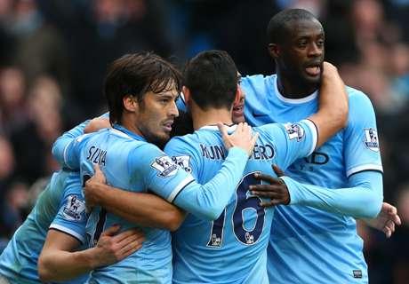 Internazionale Bidik Duo Manchester City