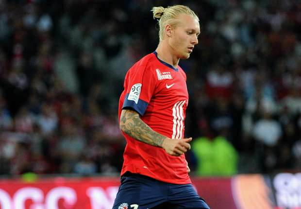 Out of the dog house: Great Dane Kjaer returning to his best with Lille