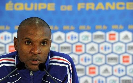 Abidal retires from international football
