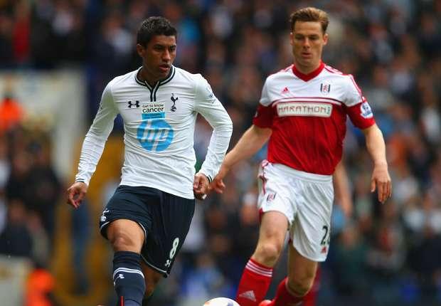 Paulinho quiere dejar Tottenham.