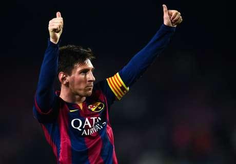 Studie: Messi weit vor Ronaldo