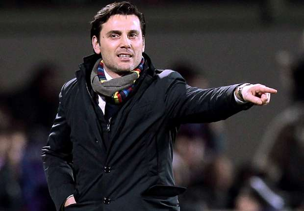 Montella: Fiorentina are chasing another midfielder