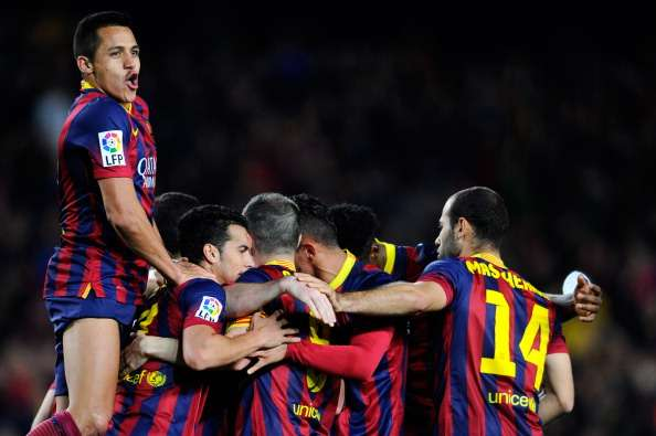 Barcelona - Getafe Betting Preview: Why the hosts can score four or more