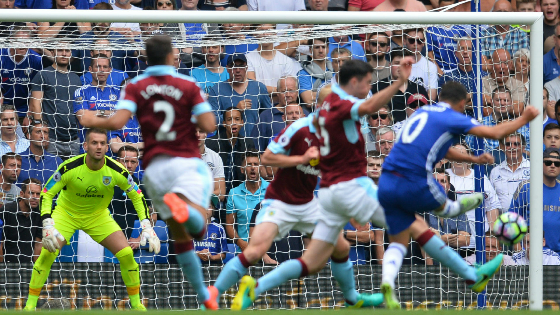 0 Burnley Match Report