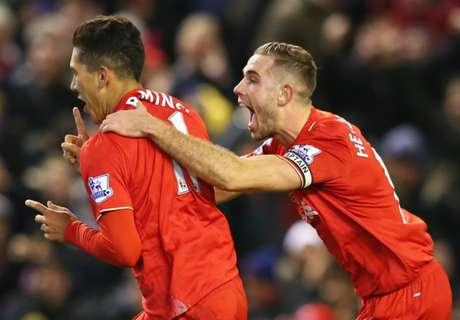 Liverpool va por la recuperación