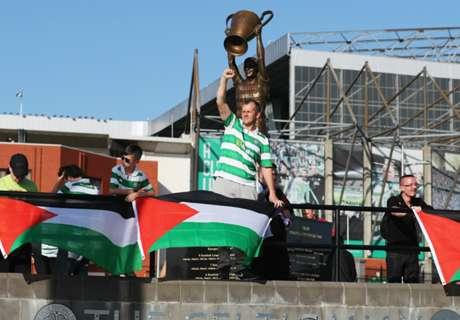 Palestine protest shows UEFA hypocrisy