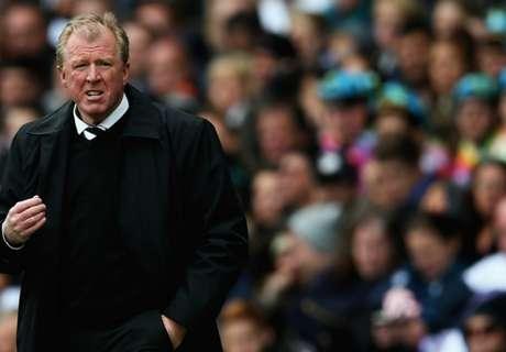 Derby: Trainer McClaren entlassen