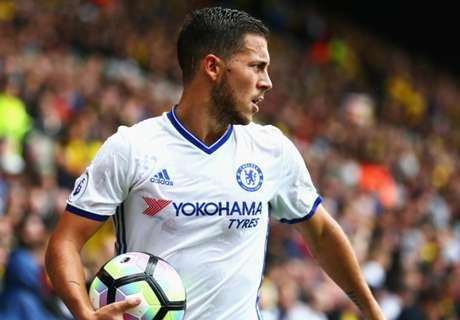 Eden Hazard: Thorgan better than me!