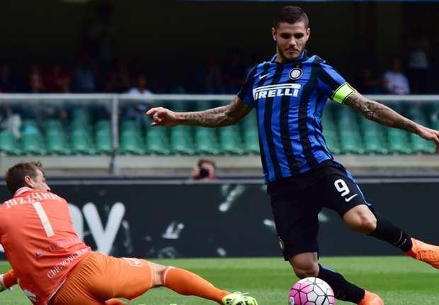 Mauro Icardi Inter Chievo