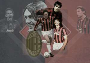 Based on ability, consistency, longevity and their legacy at the club, Goal counts down the icons who have had a lasting impact in the history of the Rossoneri.