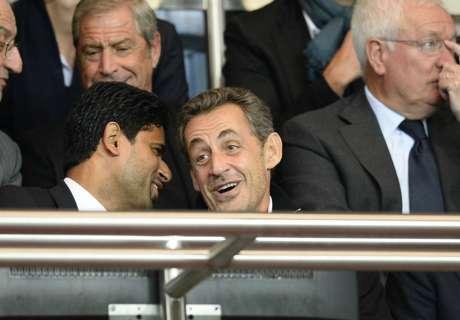 Blatter accuse Sarkozy