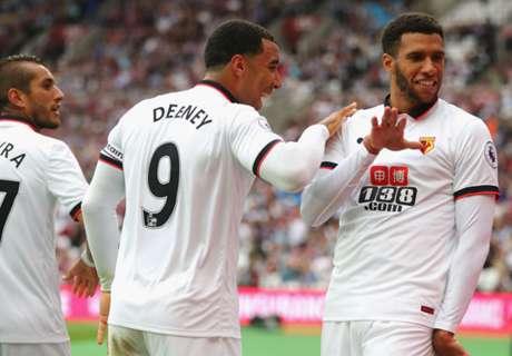 LIVE: Burnley vs Watford