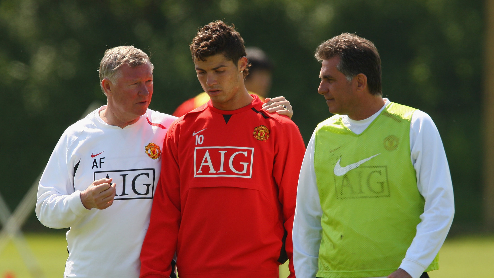 'Ronaldo was a frustrating player' - Man Utd credited for creating a superstar