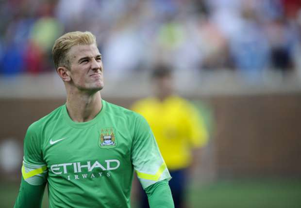 Pellegrini: I have two No.1 goalkeepers in Caballero and Hart