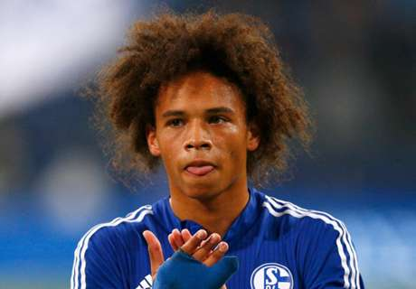 Schalke: Sane going nowhere