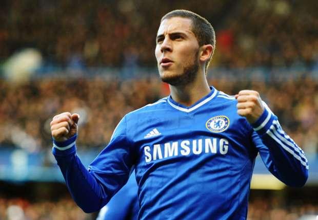 Will Paris Saint-Germain Eden Hazard verpflichten?