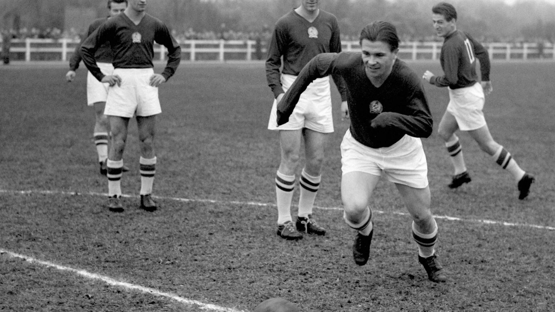 Ferenc Puskas Goal