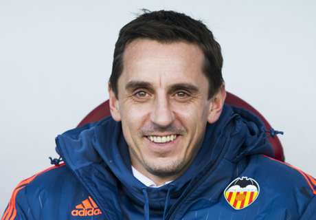 Neville: Valencia like to suffer