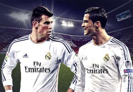 L'agent de Bale tacle Ronaldo