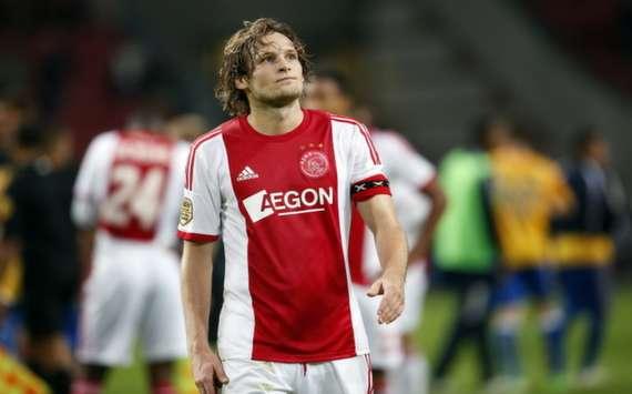 Blind mist kampioensduel Ajax