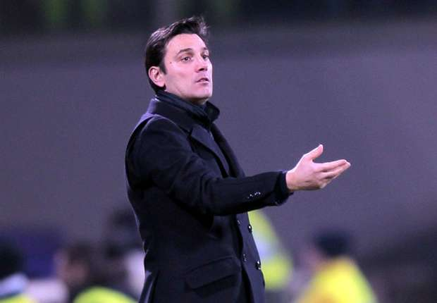 Montella: Fiorentina criticism is exaggerated