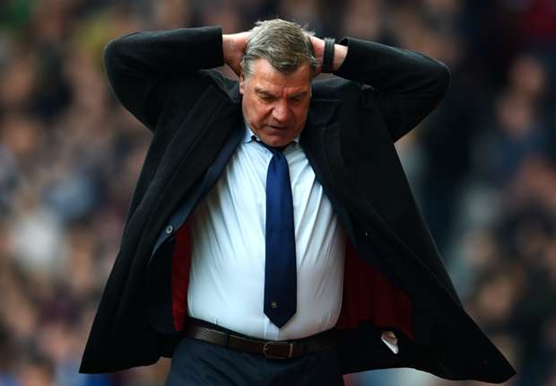 Allardyce on the brink? Pardew and Bruce lead market to be next England boss