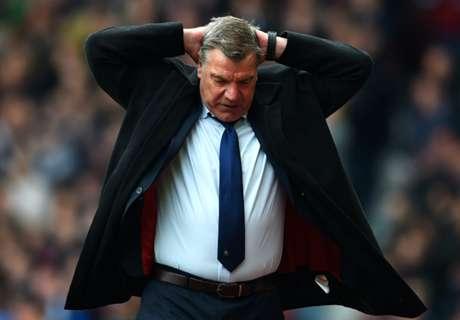 Allardyce on the brink?