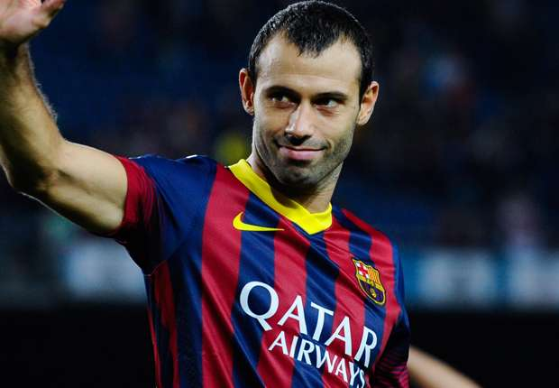 Barcelona have made Mascherano feel important - Benitez