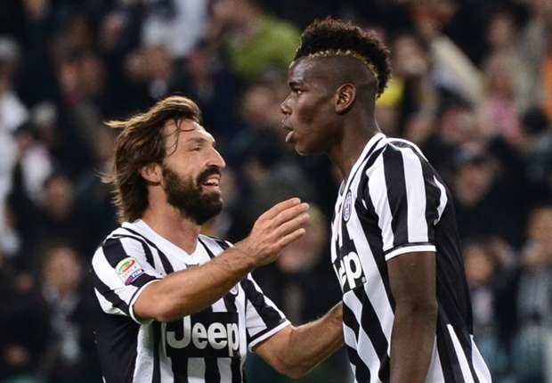 'Pirlo is my hero' - Pogba