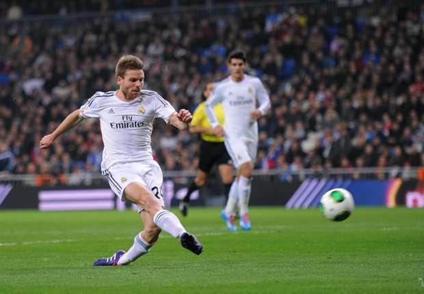 Asier Illarramendi pemain masa depan Spanyol dan Real Madrid