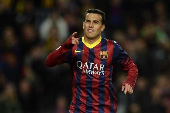 Pedro Rodríguez espera cambios en el Barcelona