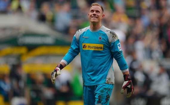 Marc-Andre ter Stegen absolvierte sein wohl letztes Heimspiel für Borussia Mönchengladbach