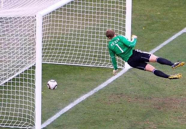 Lampard: My disallowed England goal changed football