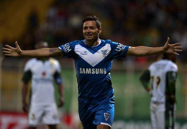Mauro se despide del fútbol argentino como goleador del torneo Final.
