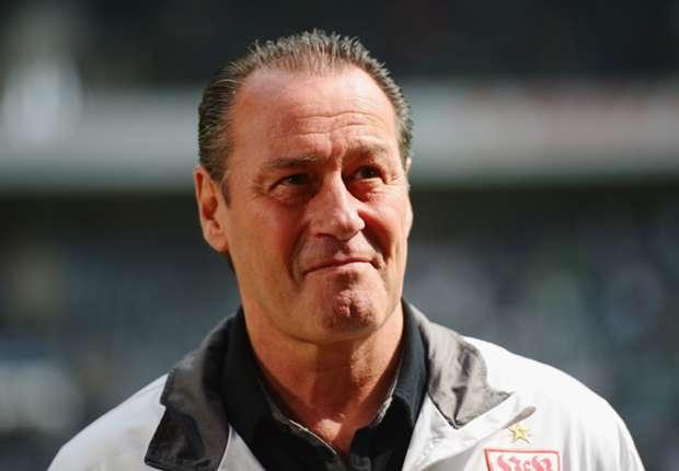 Stevens twijfelt nog over zijn toekomst bij Stuttgart